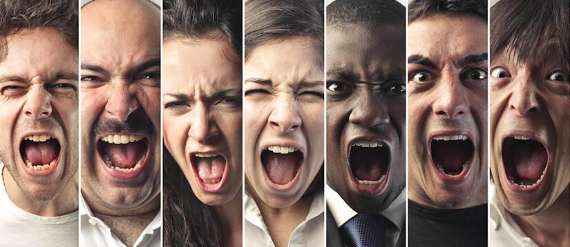 התקפי זעם אצל מבוגרים - להתמודד עם כעס ואיבוד שליטה