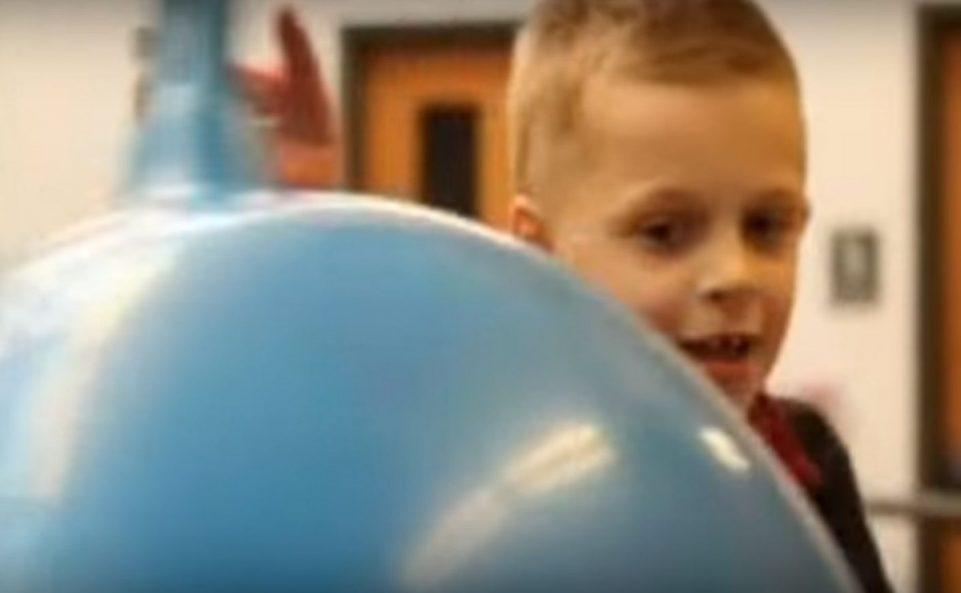 קושי בויסות חושי מנקודת מבט של ילד - מפתיע ומלמד