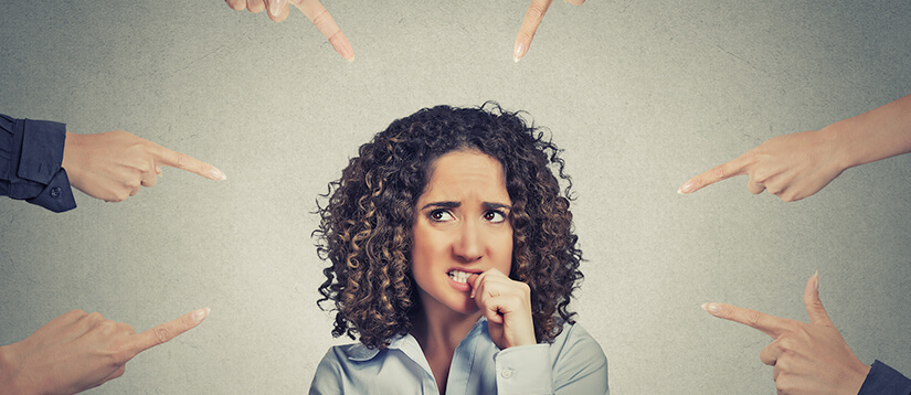 טיפול בחרדה חברתית, להפחתת לחץ נפשי במצב חברתי