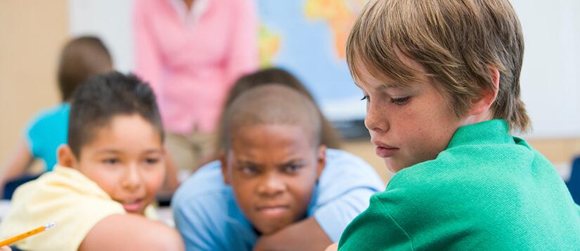 בעיות חברתיות אצל ילדים פוגעות בביטחון העצמי