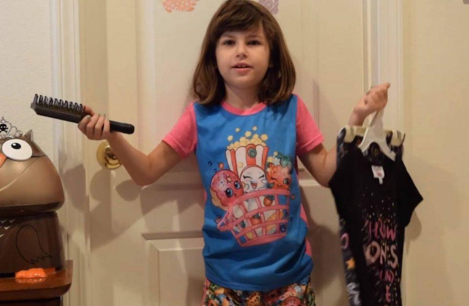ילדה מזמינה אותנו להציץ לעולם הפרעת קשב וריכוז